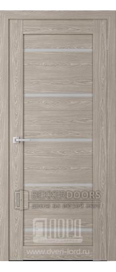 Дверь Модерн 1 ПО Седой
