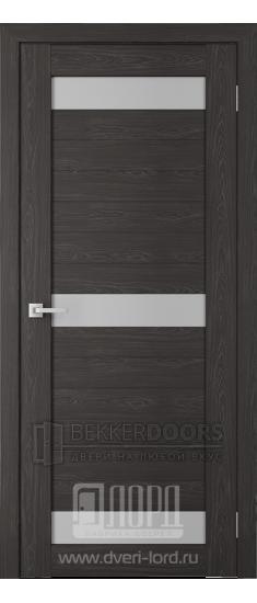 Дверь Модерн 3 ПО Пепел