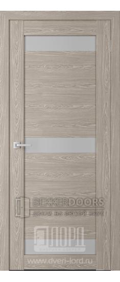 Дверь Модерн 3 ПО Седой
