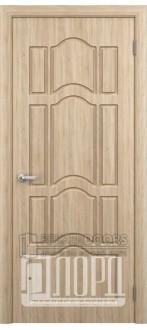Дверь Ампир ПГ Дуб рифленный