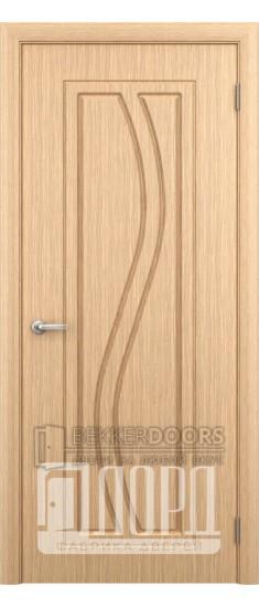 Дверь Валерия ПГ  Лен белый