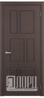 Дверь Гамма ПГ  Венге шелк