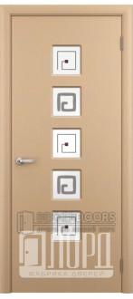 Дверь М 6 А ПО Дуб рифленный