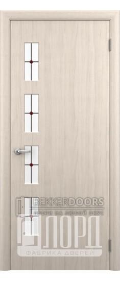Дверь Византия ПО Сандал белый
