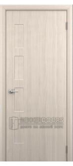 Дверь Византия ПГ  Сандал белый