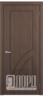 Дверь Жасмин ПГ  Черный орех