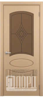 Дверь Каролина ПО Дуб шервуд