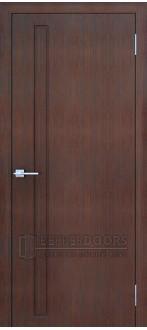 Дверь М 1 Б ПГ  Венге