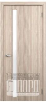 Дверь М 1 Б ПО  Дуб рифленый