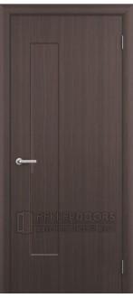 Дверь М8 ПГ Венге шелк