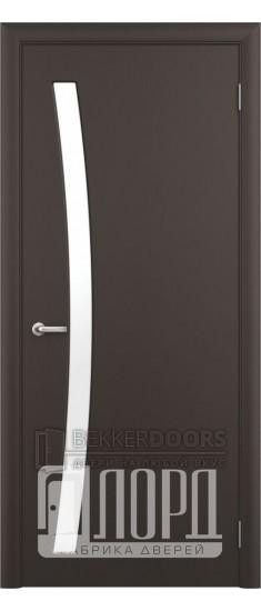 Дверь М49 ПО Венге шелк