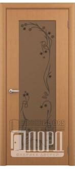 Дверь П-10 ПО Дуб шервуд
