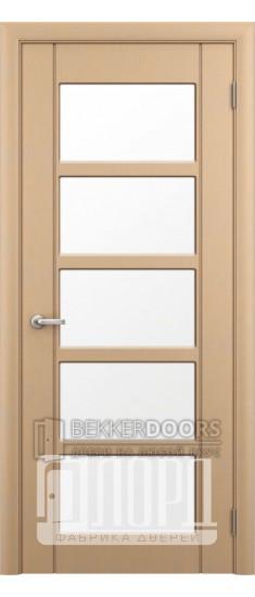 Дверь М 17 ПО Лен светлый