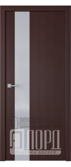 Дверь Альфа 3 ПО Венге