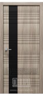 Дверь Альфа Z2 ПО Холст серый