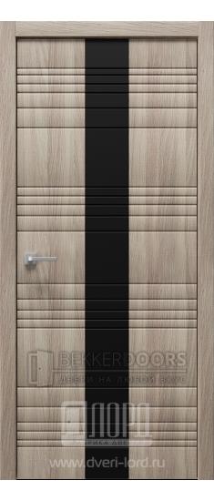 Дверь Альфа Z3 ПО Холст серый