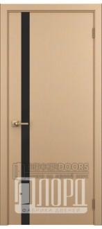 Дверь Альфа ПО Бежевая