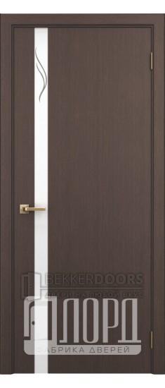 Дверь Муза ПО Черное дерево