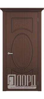 Дверь Гармония ДГ Черный орех