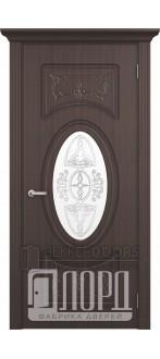 Дверь Гармония ДО Черное дерево