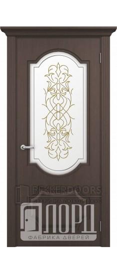 Дверь Женева ДО Черный орех