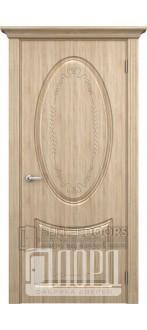 Дверь Корона ДГ Дуб рифленный