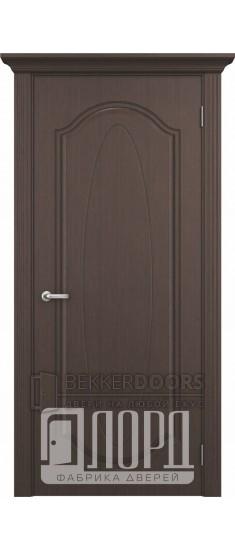 Дверь Оливия ДГ Черное дерево