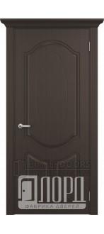 Дверь Ронда ДГ Черное дерево