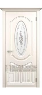 Дверь Ронда ДО Белое дерево