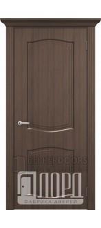 Дверь С-1 ДГ Черный орех