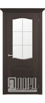 Дверь С-1 ДО Черное дерево
