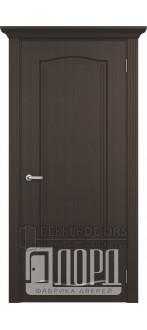 Дверь С-2 ДГ Черный орех