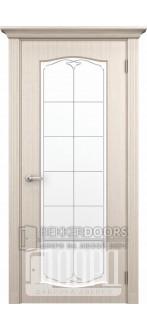Дверь С-2 ДО Сандал белый