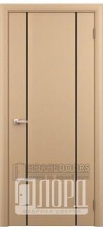 Дверь Новый стиль 2 ДО Лен светлый
