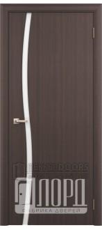 Дверь Сириус 1 ДО Венге Шелк
