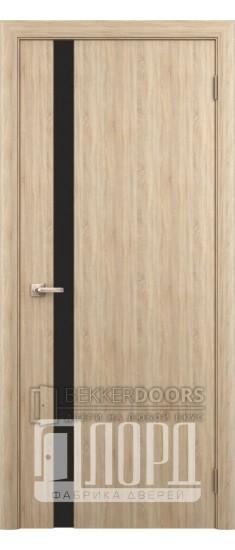 Дверь Стиль 1 ДО Дуб рифленый