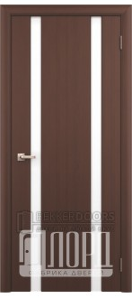 Дверь Стиль 2 ДО Черный орех