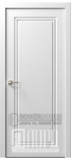 Дверь  Ренессанс 5 ДГ Эмаль белая