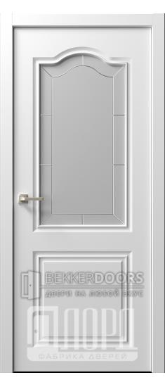 Дверь  Ренессанс 6 ДО Филиппо Эмаль белая