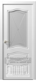 Дверь  Ренессанс 9 ДО Донато Эмаль белая