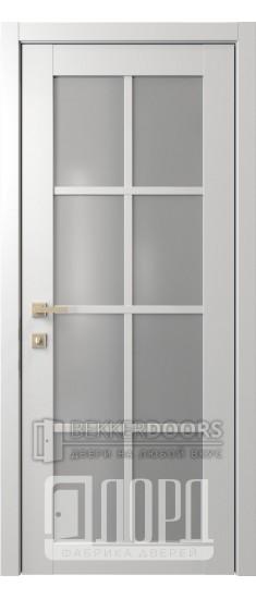 Дверь Элегант 2 ДО Белая