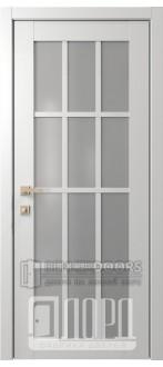 Дверь Элегант 5 ДО Белая