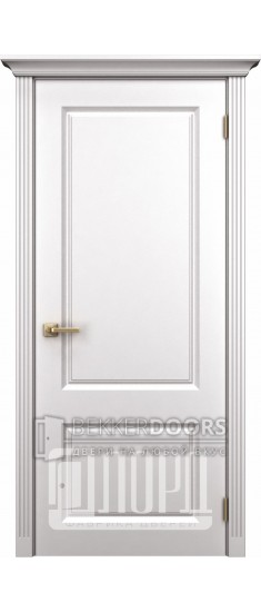 Дверь К-1 ПГ Белый снег