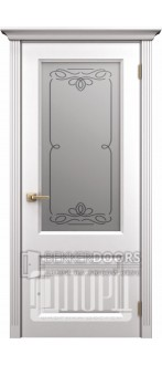 Дверь К-1 ПО Белый снег