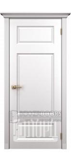 Дверь К-2 ПГ Белый снег