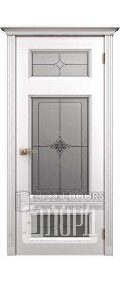 Дверь К-2 ПО Белый снег