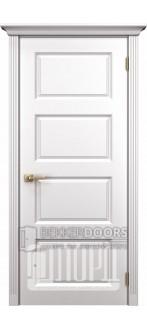 Дверь К-3 ПГ Белый снег