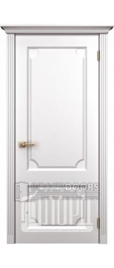 Дверь К-9 ПГ Белый снег