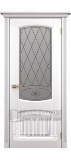 Дверь К-10 ПО Белый снег