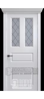 Дверь К-11 ПО Белый снег